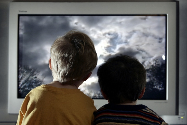 <p>Children who have a TV in their bedroom are more than twice as likely to be overweight, according to new study looking at concerns about health and TV watching.</p>