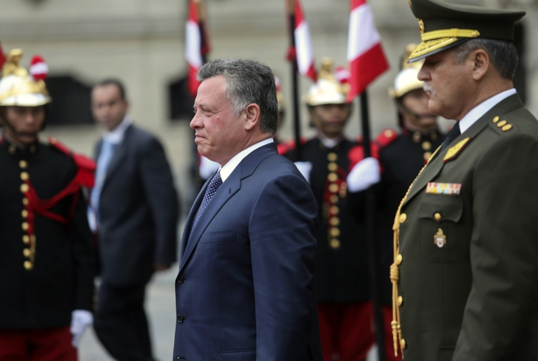 <p>King Abdullah II of Jordan dissolved parliament on October 4, 2012 and called for early elections in a bid to counter growing unrest.</p>