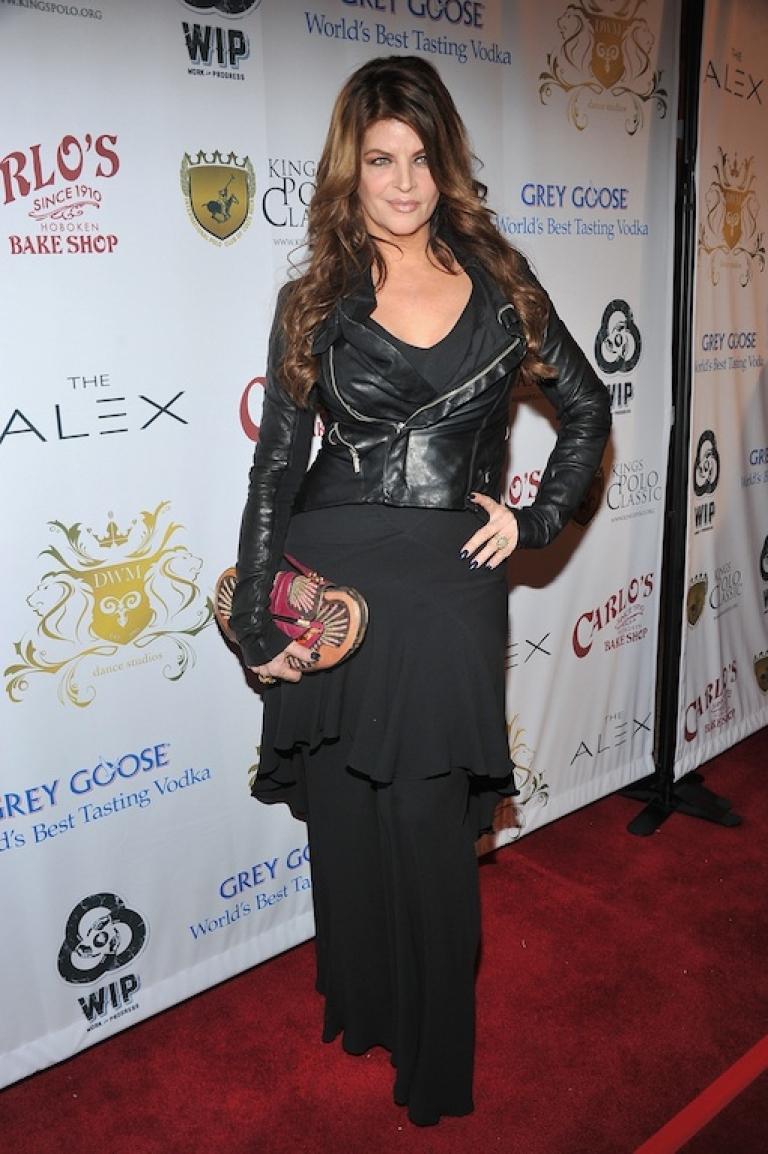 <p>Kirstie Alley attends Maksim Chmerkovskiy's Ballroom Birthday Bash at the Hammerstein Ballroom on January 27, 2012 in New York City.</p>