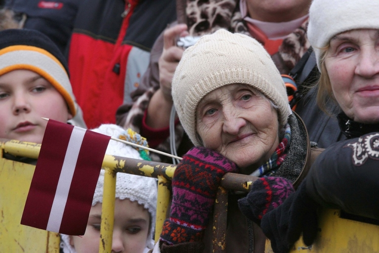 <p>Is Latvia's national identity at stake?</p>