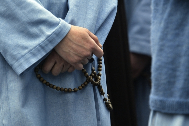 <p>At a meeting this week America's largest group of nuns will decide how to proceed in the face of Vatican interference. The Catholic Church says the nuns have been promoting a