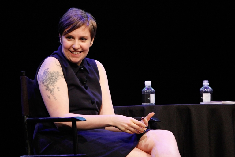 <p>Writer, filmmaker and actress Lena Dunham reportedly signed a book deal for more than $3.5 million with Random House.</p>