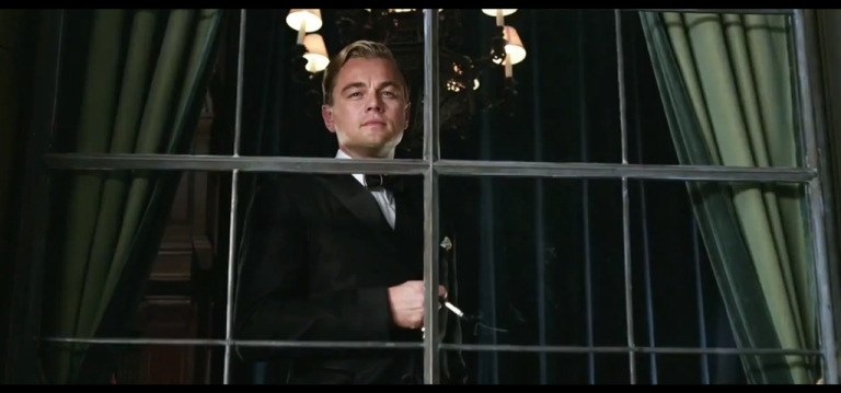 <p>Leonardo DiCaprio stars as Jay Gatsby in Baz Luhrmann's 3D interpretation of F. Scott Fitzgerald's classic novel.</p>