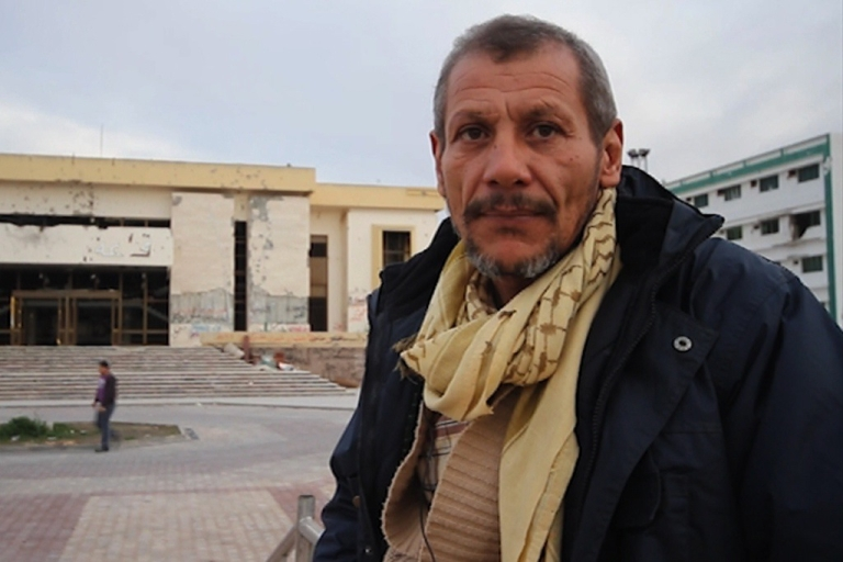 <p>Majid Alfituri, a former rebel fighter from Misrata, recalls the war and its aftermath.</p>