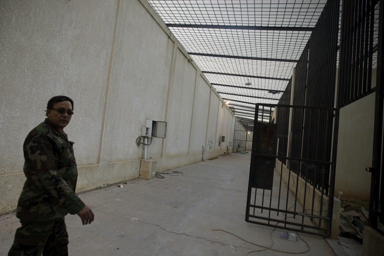 <p>Amnesty International released a report Thursday, describing the widespread torture in Libyan prisons, leading to several deaths.</p>