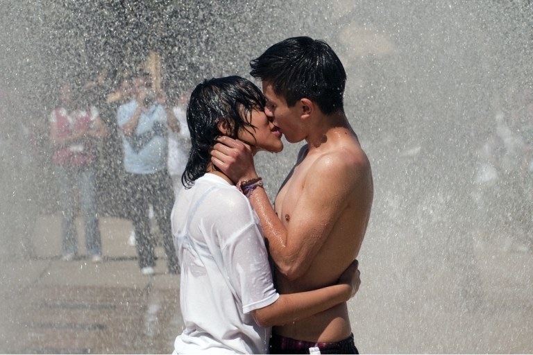 <p>You don't have to hide your love away in Mexico.</p>
