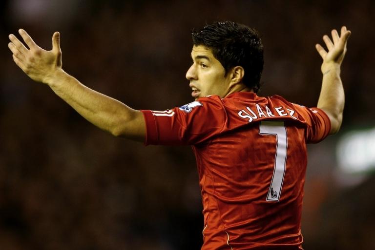 <p>Suarez said he didn't mean it like that.</p>