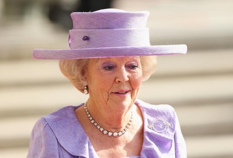 <p>Dutch Queen Beatrix: will she abdicate the throne tonight?</p>