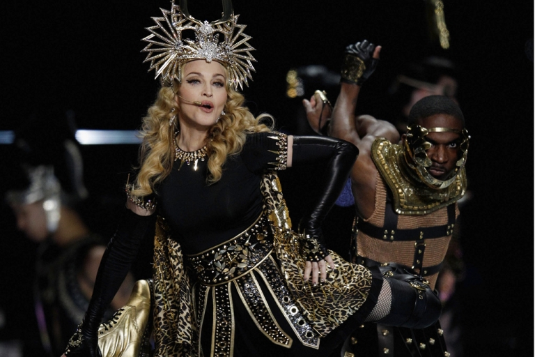 <p>Madonna said recently she plans to address gay rights during a concert in St. Petersburg this August. The Russian city recently banned