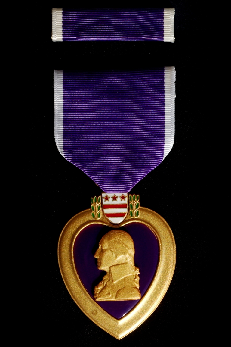 <p>The US Marine Corps mistakenly sent out 1,150 Purple Heart ornaments to families of deceased soldiers.</p>