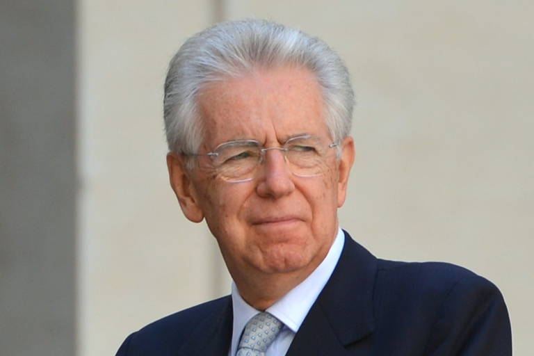<p>Mario Monti had planned to serve until April 2013 when the current parliamentary term runs out.</p>