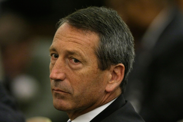 <p>Former South Carolina Gov. Mark Sanford had his first debate with Democrat Elizabeth Colbert Busch for an open South Carolina congressional seat. The special election will be held May 7.</p>