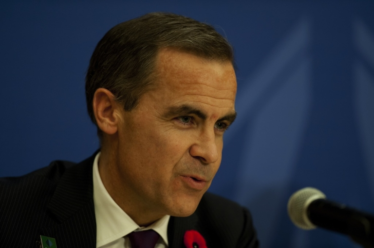 <p>Mark Carney will become the first foreigner to lead the Bank of England.</p>