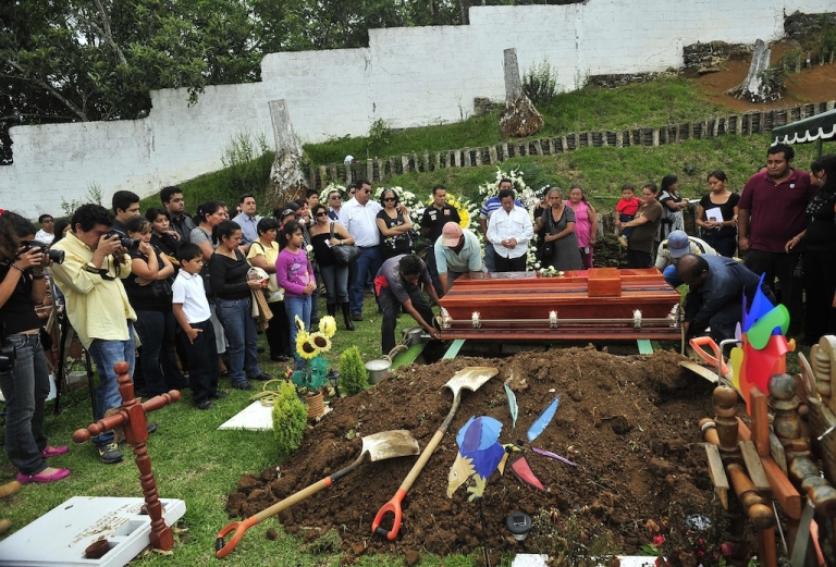 <p>Mexico's drug war has killed more than 55,000 people since 2006.</p>