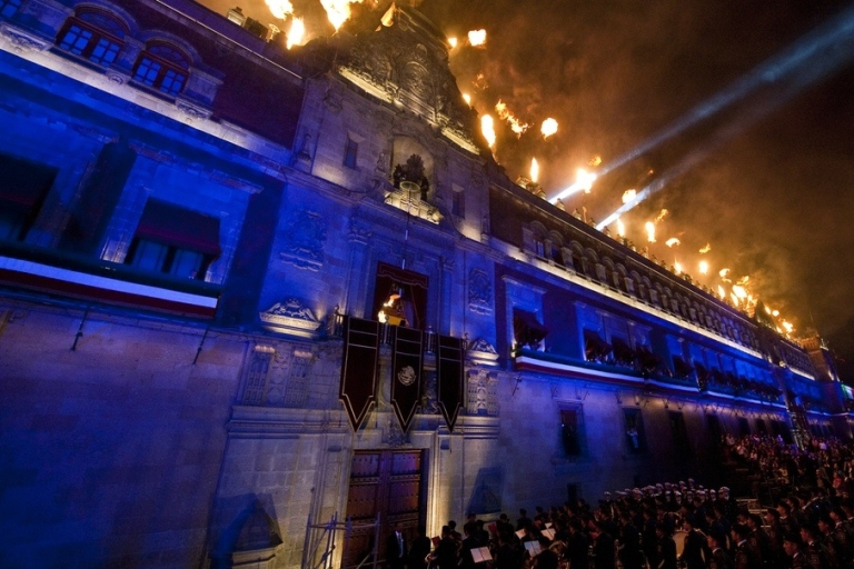 <p>The party continued in Mexico City.</p>