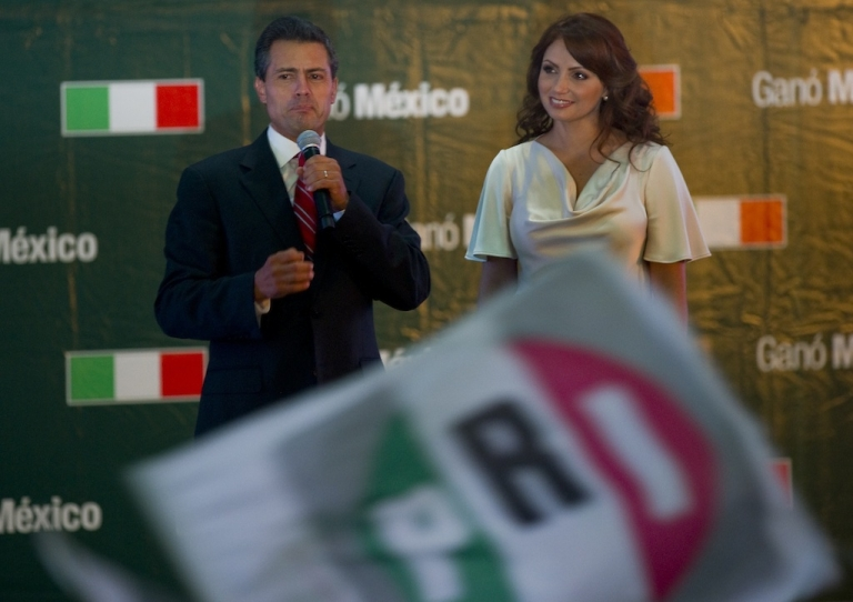 <p>At least three members of the Institutional Revolutionary Party, or PRI, have been killed since the July 1 presidential election, won by PRI candidate Enrique Peña Nieto.</p>