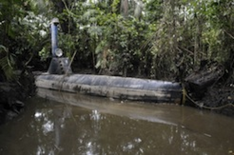 <p>Narco technology: from submarines to torpedoes</p>