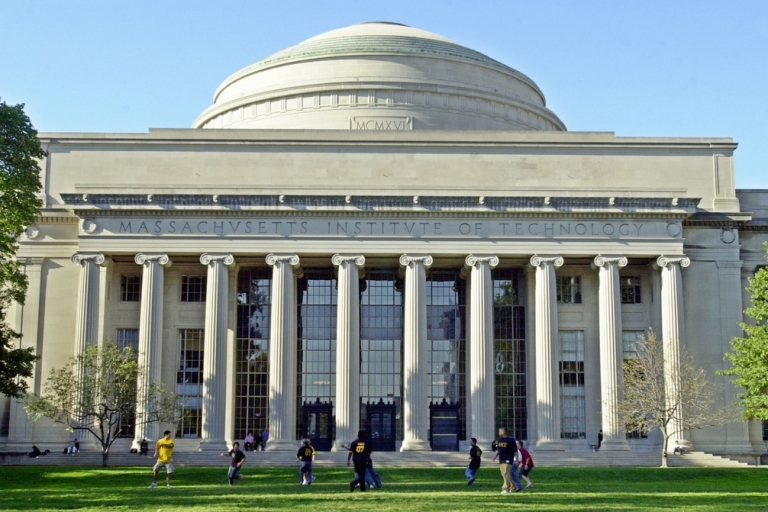 <p>The Massachusetts Institute of Technology in Boston, home to a drone-design lab.</p>