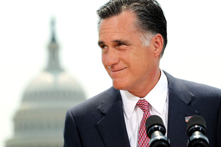 <p>Republican presidential candidate Mitt Romney has been fielding criticism from prominent conservatives over running a playing-it-safe campaign.</p>
