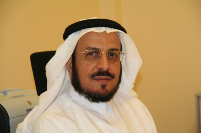 <p>Pro-democracy Islamic activist Muhammad Al Ahmari, pictured at his office in Doha, Qatar, was born in Saudi Arabia and lived in the U.S. for 18 years before moving to Qatar to escape the heightened scrutiny he and many other Muslims experienced in America post-9/11. He said his activism would make him a target in Saudi.</p>