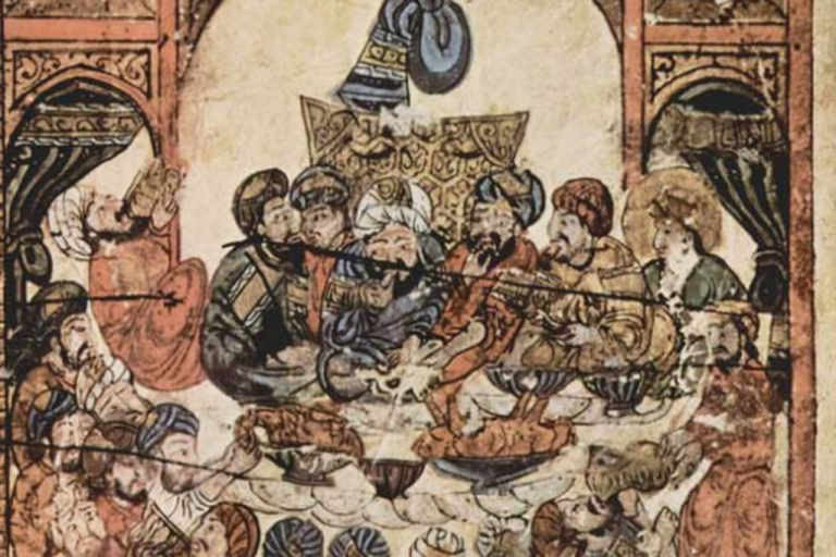 <p>A 1000-year-old book of revelry and jokes stemming from ancient Baghdad was recently translated.</p>