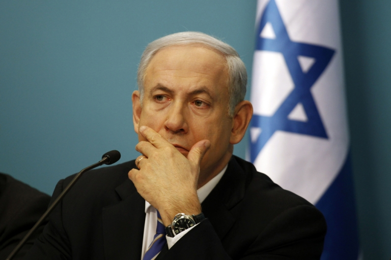 <p>The former head of Israel's security agency, Shin Bet, criticized Israeli Prime Minister Benjamin Netanyahu's stance on Iran on April 28, 2012. Yuval Diskin said he did not trust Netanyahu or Defense Minister Ehud Barak on their Iran policies.</p>