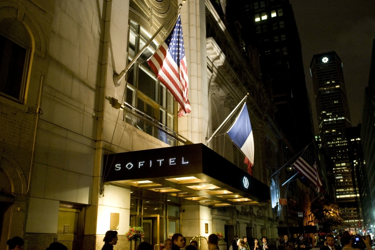 <p>Hotel maids will be given personal panic buttons for when they're in guests' suites.</p>