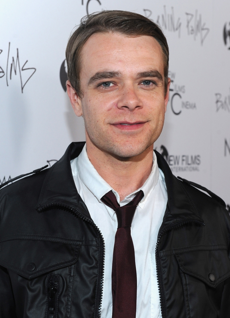 <p>Actor Nick Stahl arrives to the premiere of New Films Cinema's