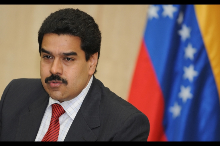 <p>Venezuelan President Hugo Chavez named Vice President Nicolas Maduro as his successor, in the instance that Chavez's failing health forces him out of office.</p>