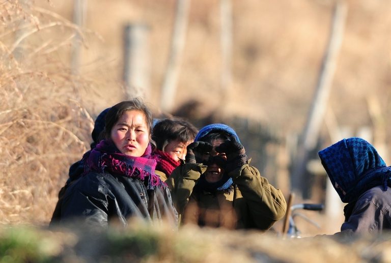 <p>North Korea relies on foreign aid to feeds its people, having suffered persistent food shortages since a famine in the 1990s.</p>