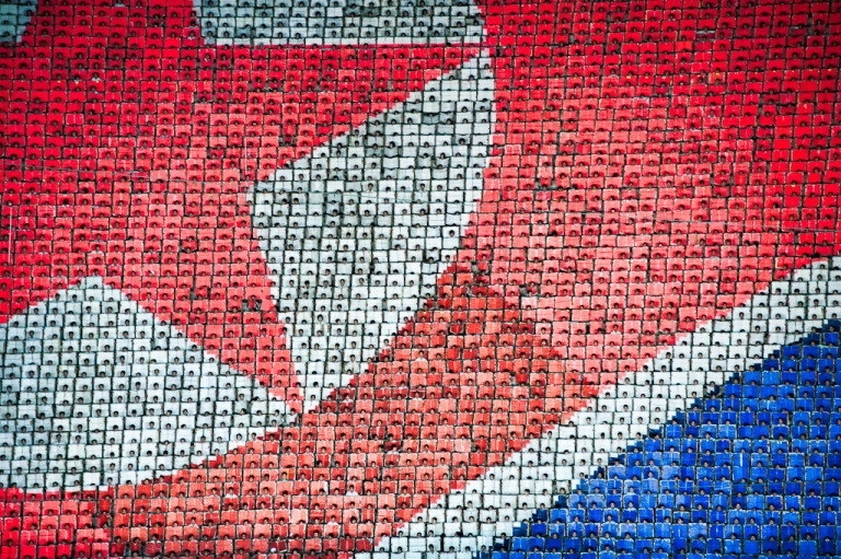 <p>May Day Stadium, Pyongyang, North Korea.  Sept. 9, 2011.</p>