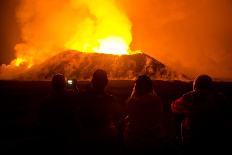 <p>Africa's most active volcano, Nyiragongo, has drawn tourists from around the world after its latest eruption.  The rise in tourism has many in the country hopeful that the added revenues will spark a revival in the war-ravaged country, in spite of many dangers that remain.</p>