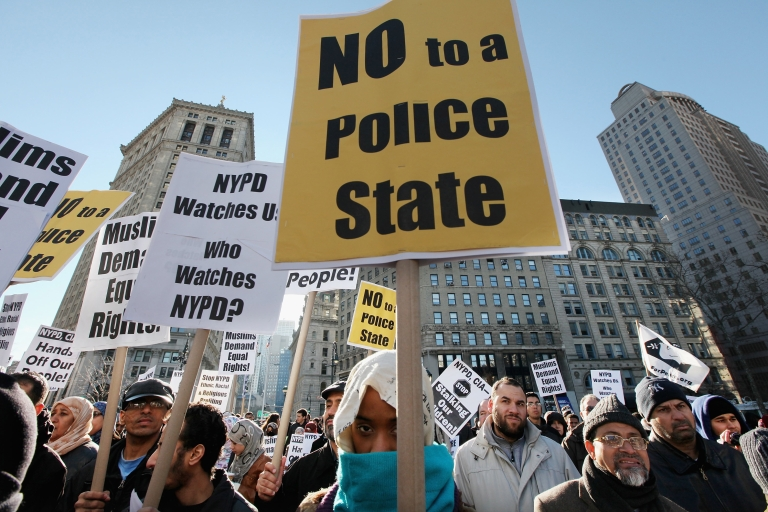 <p>New York City Muslims boycott an interfaith breakfast with Mayor Michael Bloomberg, after an Associated Press investigation revealed New York City Police profile Islamic neighborhoods.</p>