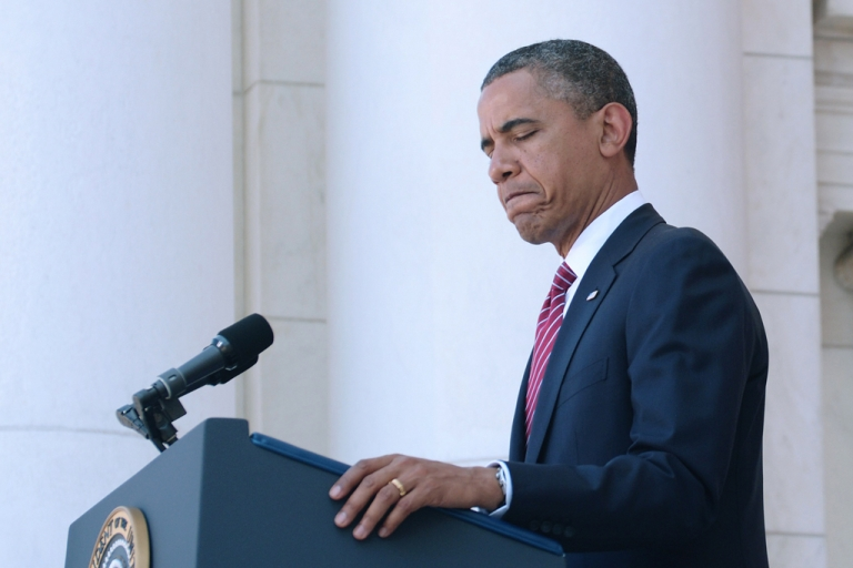 <p>President Barack Obama reportedly ordered an increase in cyberattacks against Iran's nuclear program during his first months in office, according to a New York Times report published on June 1, 2012.</p>
