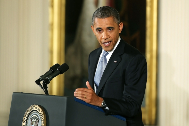 <p>President Barack Obama signed the Whistleblower Protection Enhancement Act into law on November 27, 2012.</p>