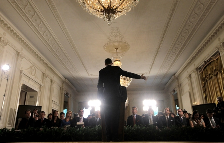 <p>President Barack Obama has a big fight on his hands.</p>
