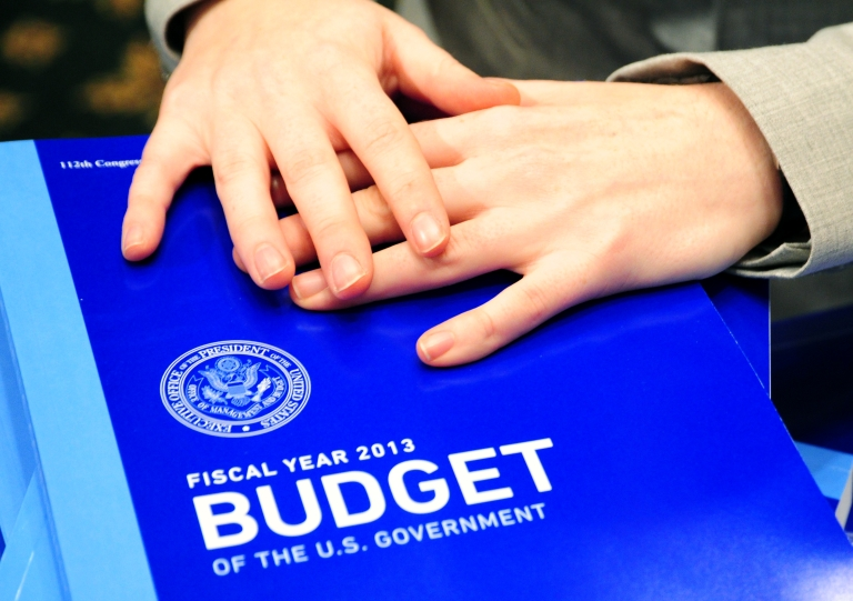 <p>In Fiscal Year 2012, the federal government incurred a budget deficit of $1.1 trillion, making it the fourth consecutive year with a deficit above $1 trillion. Only time will tell how things go in 2013.</p>