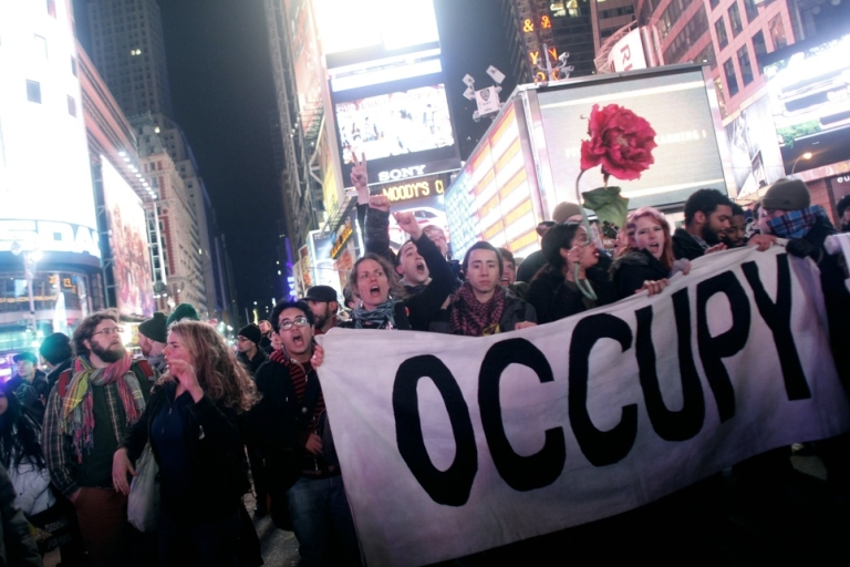 <p>Three months in, Occupy carries on.</p>