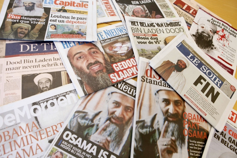<p>The letters and documents found in Osama bin Laden's compound last year were published online on May 3, 2012, revealing a divided Al Qaeda leadership.</p>