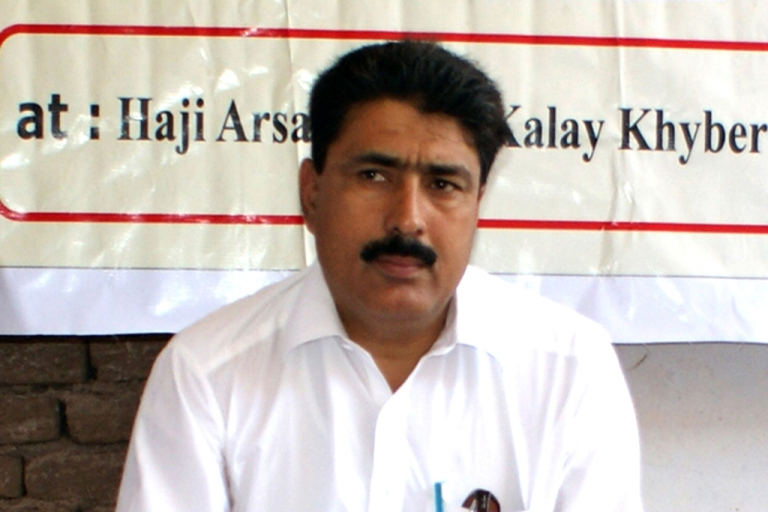 <p>This photograph shows Pakistani surgeon Shakil Afridi, who helped the CIA find Osama bin Laden. The court judgment from his sentencing showed on May 30, 2012, that he was tried for treason for links to a militant group, not for helping the CIA.</p>