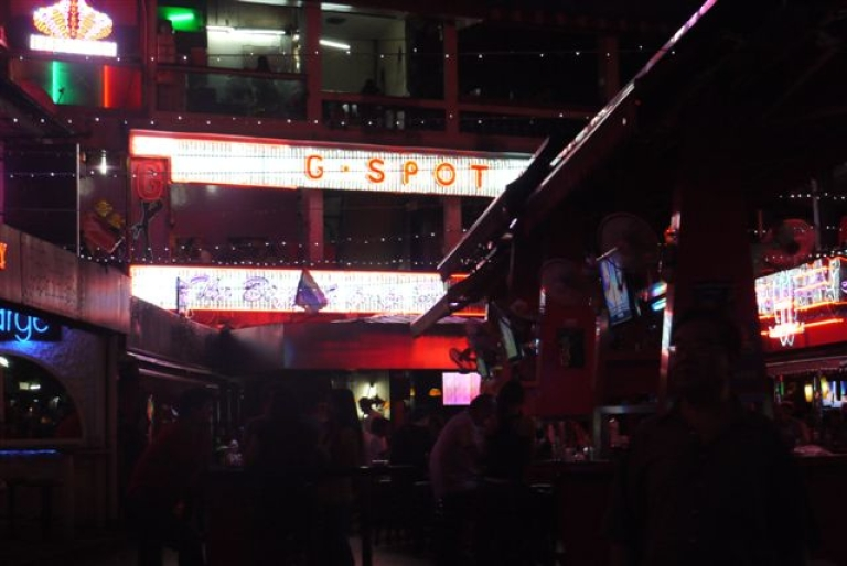 <p>The G-spot in Bangkok is exactly where it's supposed to be.