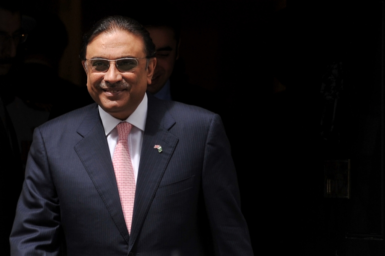 <p>Pakistani President Asif Ali Zardari was released from the hospital today following his heart attack a few weeks ago.</p>