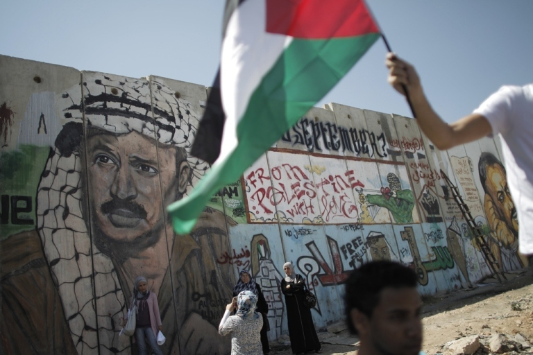 <p>No, Palestinians aren't all that enthused by the Iran nuclear deal. Here's why.</p>