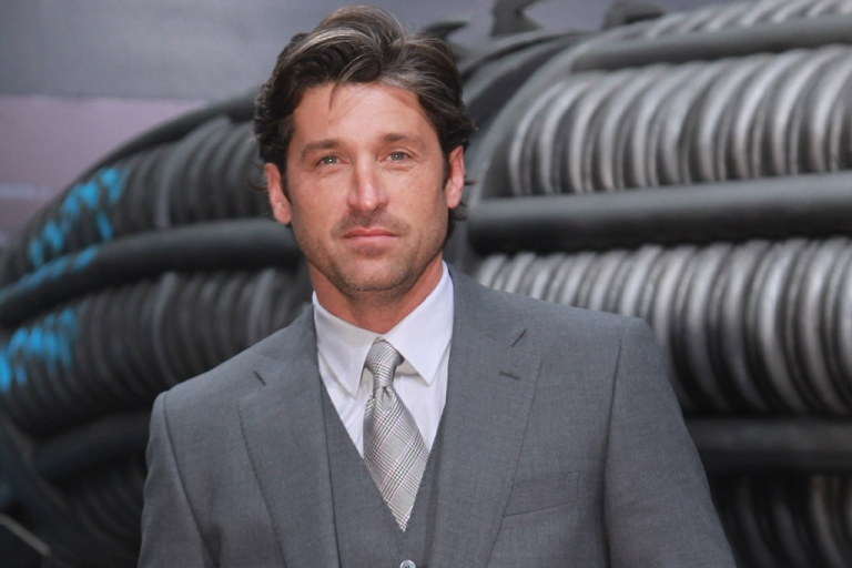 <p>Actor Patrick Dempsey attends the