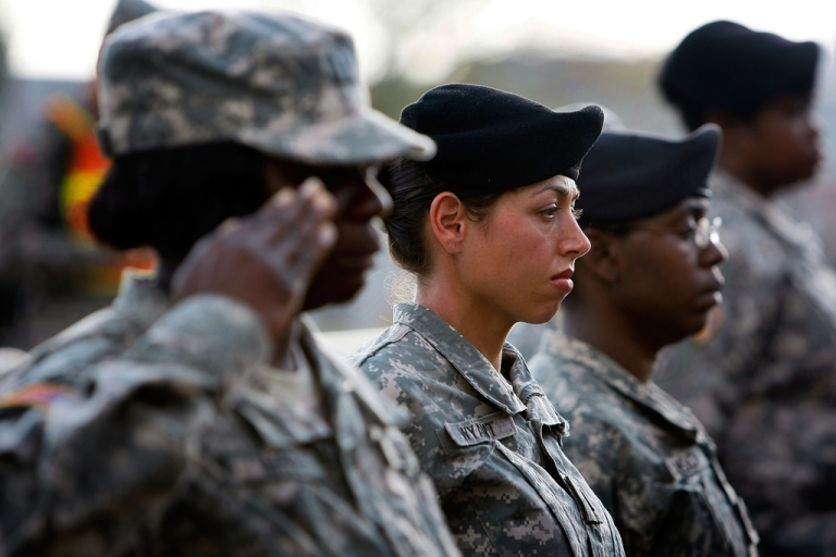 <p>A new study released by the Defense Department on Tuesday found that sexual assault in the military  increased by nearly one-third over the past several years.</p>
