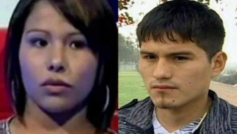 <p>Ruth Thalia Sayas Sanchez and Bryan Romero Leiva.</p>