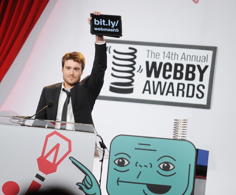<p>CEO and founder of Mashable Pete Cashmore attends the 14th Annual Webby Awards at Cipriani, Wall Street on June 14, 2010 in New York City. Mashable is reportedly in talks with CNN, which reportedly wants to buy the social media news website for over $200 million. Cashmore denied the rumors in an e-mail to his staff.</p>