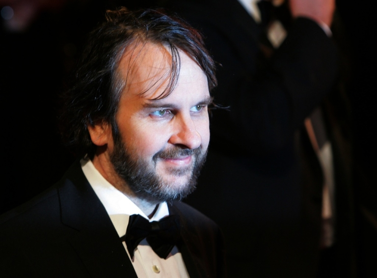 <p>'Lord of the Rings' director Peter Jackson.</p>