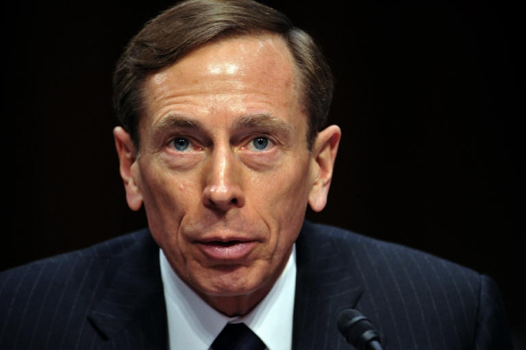 <p>Former CIA Director David Petraeus testified on November 16, 2012, at closed-door briefings for the House and Senate intelligence committees about the attack Sept. 11 on the US consulate in Benghazi.</p>