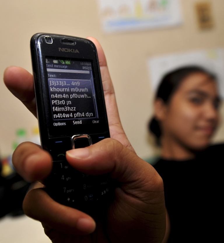 <p>Four were arrested in the Philippines for allegedly hacking AT&amp;T phones and funneling money to Saudi terrorists.</p>